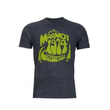Men's First Light Tee SS by Marmot in Solana Beach Ca