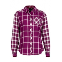 Women's Taylor Flannel LS by Marmot in Succasunna Nj