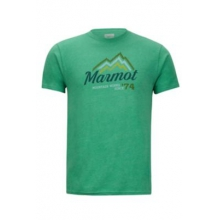 Men's Beams Tee SS by Marmot in Langley City BC
