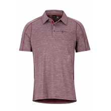 Mens Drake Polo SS by Marmot in Johnstown Co