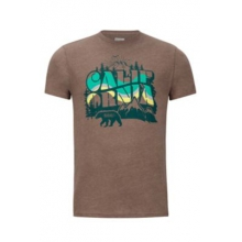 Men's Greenery Tee SS by Marmot in Santa Monica Ca
