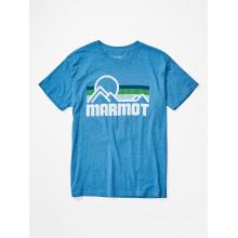 Men's Marmot Coastal Tee SS by Marmot in Arcadia Ca