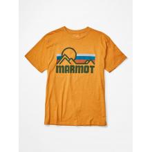 Men's Marmot Coastal Tee SS by Marmot in Tucson Az