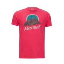 Men's Pikes Peak Tee SS by Marmot