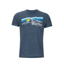 Men's Sunsetter Tee SS by Marmot in Langley City BC