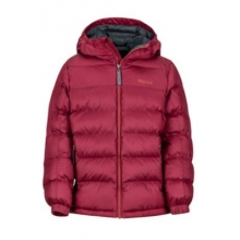 Boy's Cirque Featherless Jacket by Marmot in Santa Barbara Ca