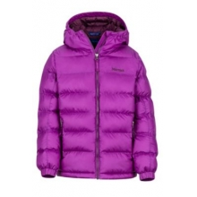 Girl's Cirque Featherless Jacket by Marmot in Santa Barbara Ca
