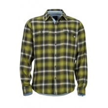 Men's Jasper Midweight Flannel LS by Marmot in Rogers Ar