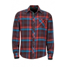 Men's Anderson Lightweight Flannel LS by Marmot in Glenwood Springs CO