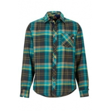 Men's Anderson Lightweight Flannel LS by Marmot in Sioux Falls SD