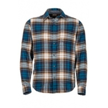 Men's Fairfax Midweight Flannel LS by Marmot in Sioux Falls SD