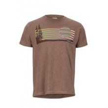 Men's Verge Tee SS by Marmot in Langley City BC