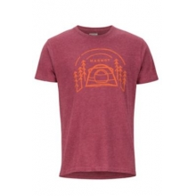 Men's Camp Outdoor Tee SS by Marmot in Sioux Falls SD