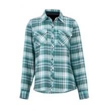 Women's Bridget MidWeight Flannel LS by Marmot in Sioux Falls SD