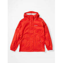 Girl's PreCip Eco Jacket