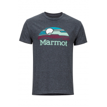 Mens Lunamesa Tee SS by Marmot in Westminster Co