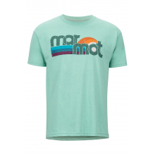 Mens Oceanside Tee SS by Marmot