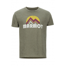 Mens Pt Reyes Tee SS by Marmot in Westminster Co