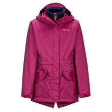 Girl's PreCip Eco Comp Jacket by Marmot