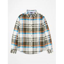 Men's Del Norte MidWt Flannel LS by Marmot