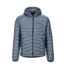 Men's Highlander Down Hoody by Marmot in Marina Ca