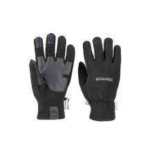 Men's Infinium Windstopper Glove by Marmot in Golden CO