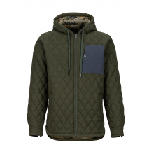 Men's Mt. Rose Insulated Flannel LS by Marmot in Aptos CA