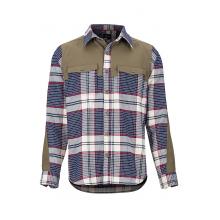 Men's Needle Peak Mid Wt Flannel LS