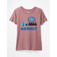 Women's Elliston Tee SS by Marmot
