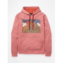 Men's Mountain Peaks Hoody by Marmot