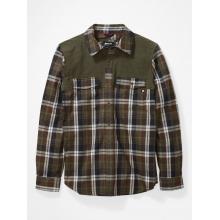 Men's Needle Peak Midwt Flannel by Marmot