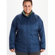 Women's PreCip Eco Jacket Plus by Marmot