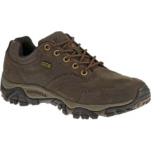 Men's Moab Rover Waterproof by Merrell in Golden Co