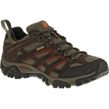 Men's Moab Waterproof by Merrell in Ponderay Id