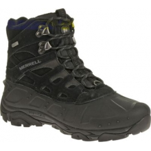 Men's Moab Polar Waterproof by Merrell in Canmore Ab