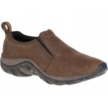 Men's Jungle Moc Nubuck by Merrell in Centerville IA