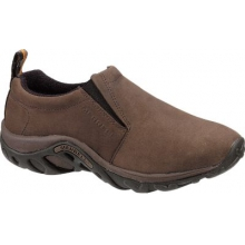 Men's Jungle Moc Nubuck by Merrell in Grand Lake Co
