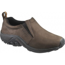 Men's Jungle Moc Nubuck - Wide by Merrell in Marion IA