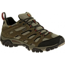Men's Moab Waterproof by Merrell in Canmore Ab