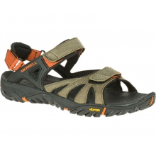 Men's All Out Blaze Sieve Convertible by Merrell in Ponderay Id
