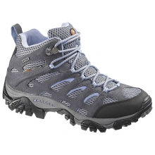 Women's Moab Mid by Merrell in Milford Oh