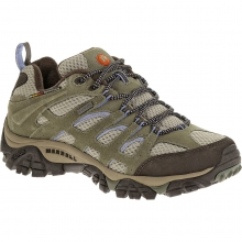 Women's Moab Waterproof by Merrell in Clinton Township Mi