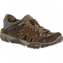 Women's All Out Blaze Sieve by Merrell in Golden Co