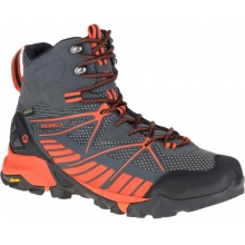 Men's Capra Venture Mid Gore-Tex Surround by Merrell in Golden Co