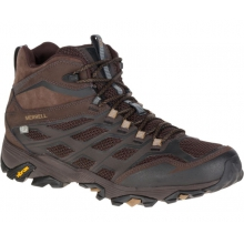 Men's Moab FST Mid Waterproof by Merrell in Delta Bc