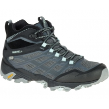 Women's Moab FST Mid Waterproof by Merrell in Iowa City Ia
