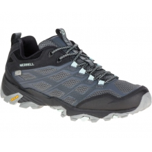 Women's Moab FST Waterproof  by Merrell in Canmore Ab