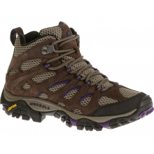 Women's Moab Venilatort Mid Wide Width by Merrell in Rocky View No 44 Ab