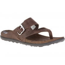 Merrell Around Town Buckle Slide(Women's) -Brown