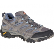 Women's Moab 2 Waterproof Wide by Merrell in Grand Lake Co